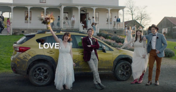 Subaru Crosstrek Ad Highlights Importance of Caring for Others and Cats