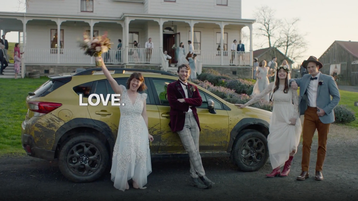Carmichael Lynch has been the main creative agency of choice for Subaru of America, partnering with it for ad campaigns since 2007.