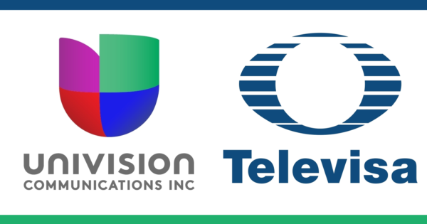 Univision and Televisa Join Forces in $4.8 Billion Spanish-Language Media Merger