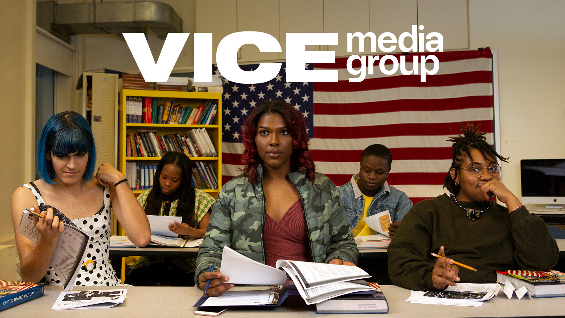 Vice Media Group is focusing on diversity, equity and inclusion.