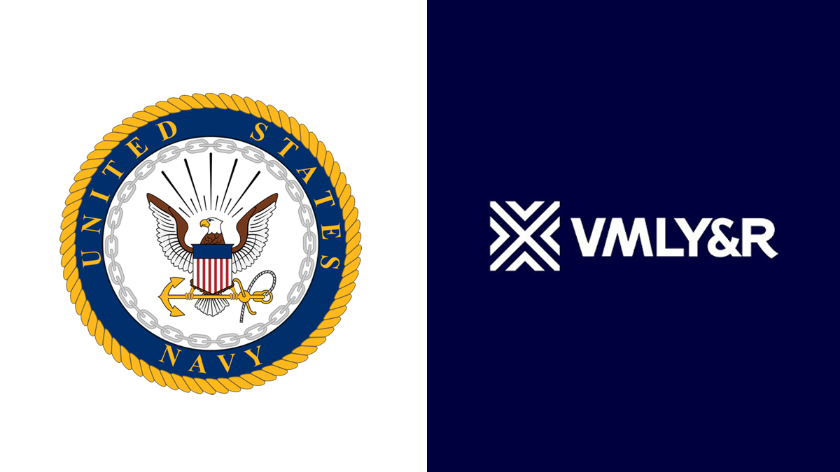 navy and vylm&r logos