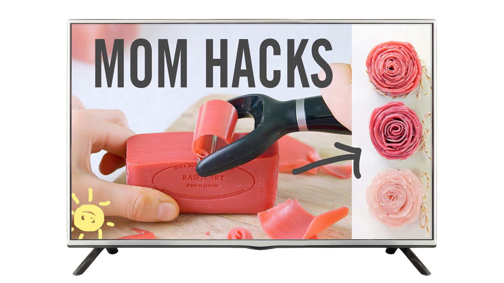One of the sponsorships allows advertisers to own popular YouTube channels, like WhatsUpMom, during seasonal events like Mother's Day.