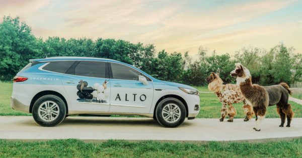 Rideshare App Alto Wants to Make Your Drives a Little More Stylish
