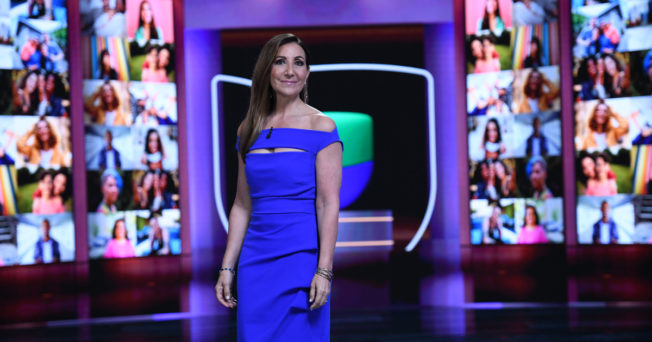 Univision's Donna Speciale at Upfronts 2021