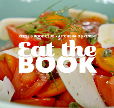 Eat The Book, presented by Reese's Book Club and KitchenAid