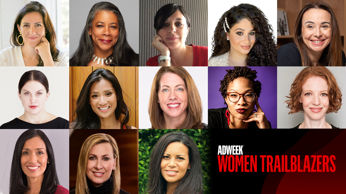 Collage of headshots of Women Trailblazers in the article.