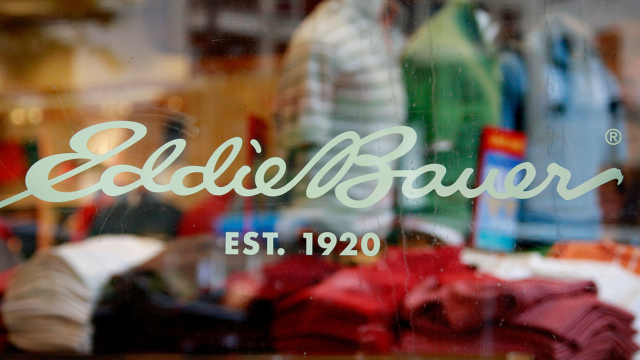 Eddie Bauer, which celebrated a hundred years last year, is known for its down jackets, which were invented by its namesake.
