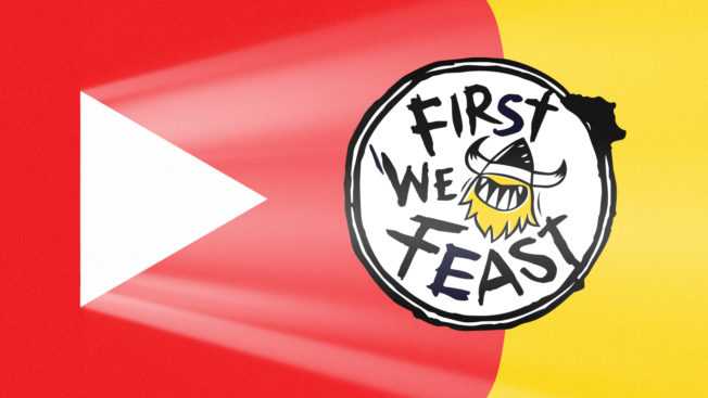 First We Feast hit 10 million subscribers on YouTube.
