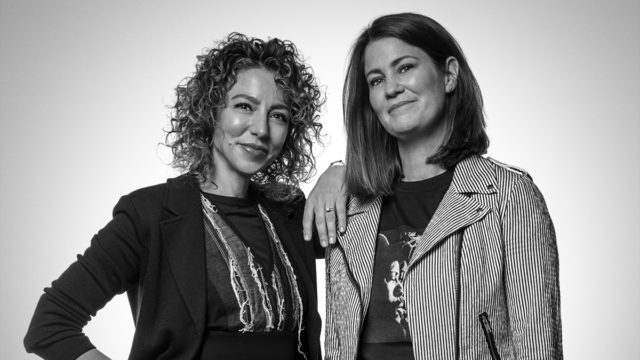 Pictured, left to right: Havas Chicago president Nikki Laughlin and CCO Myra Nussbaum