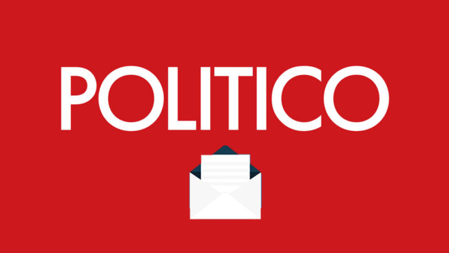 How a Politico newsletter becomes a permanent product.