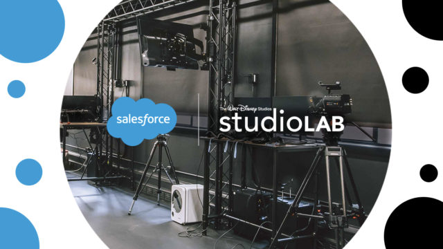 Salesforce's pitch to media and marketing companies is focused on achieving collaboration more quickly.