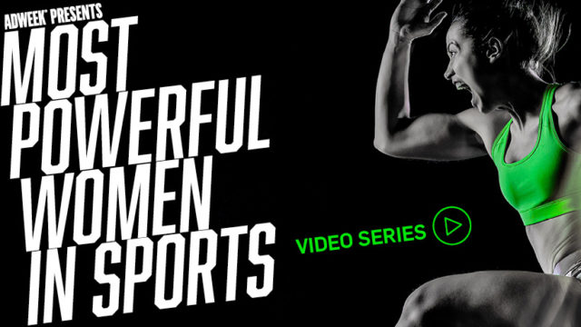new livestream series Most Powerful Women in Sports