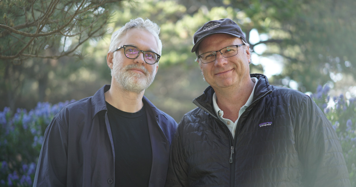 Tommy Harden and Peter Wiedensmith