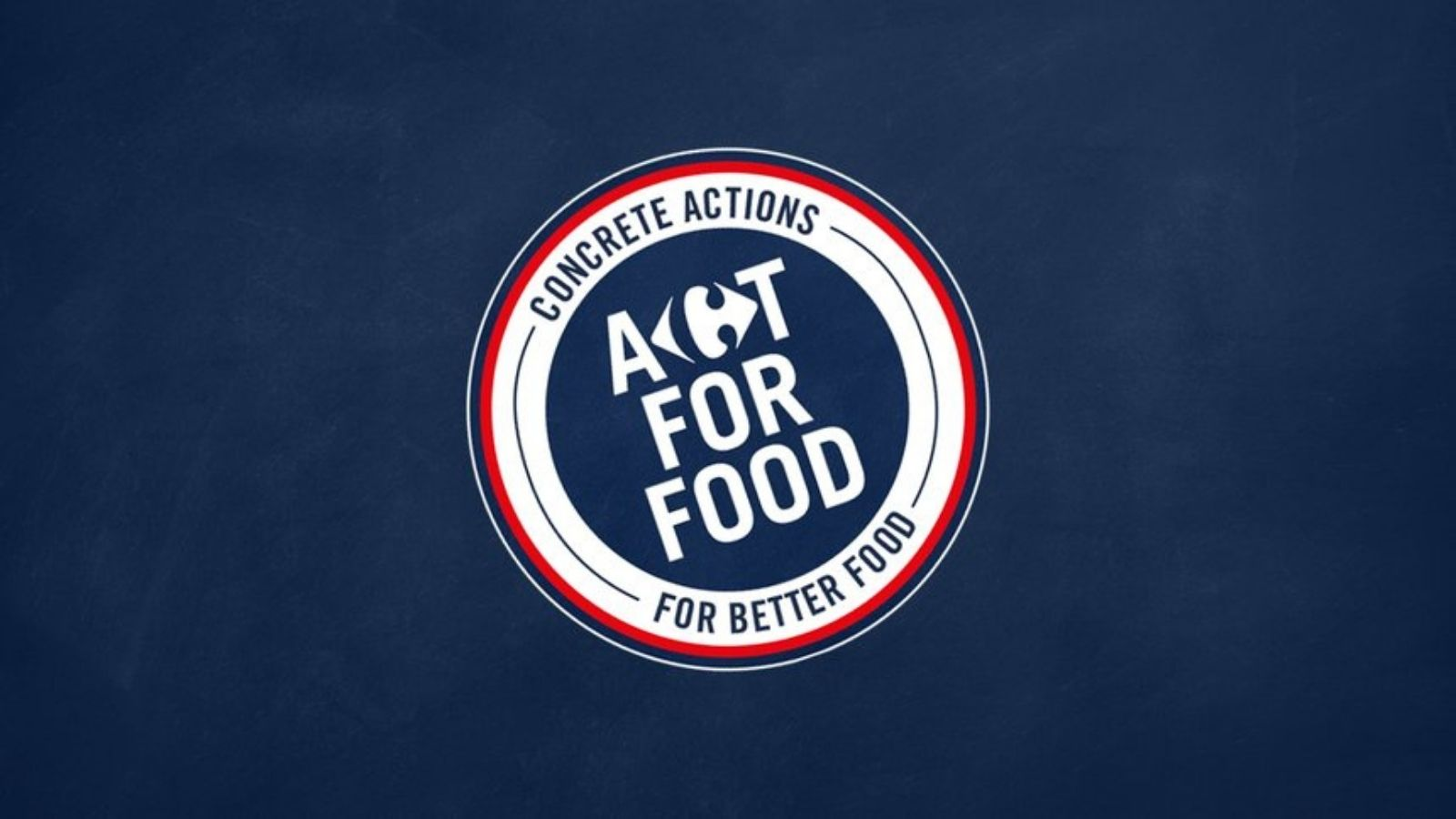 Act for Food logo