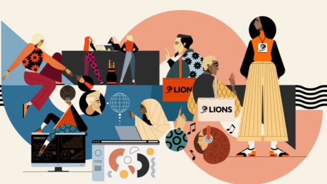 Illustration representing Cannes Lions