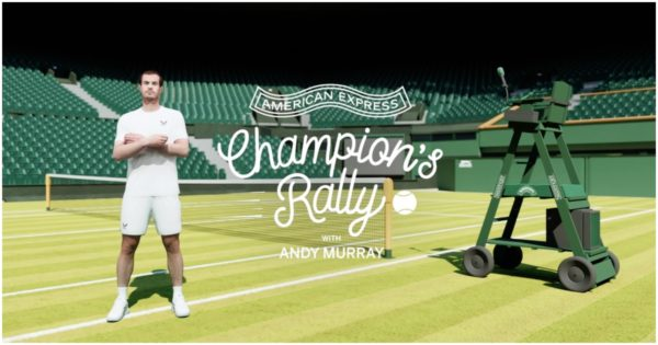 AR Games to Swans, The Best Ad Campaigns from Wimbledon 2021