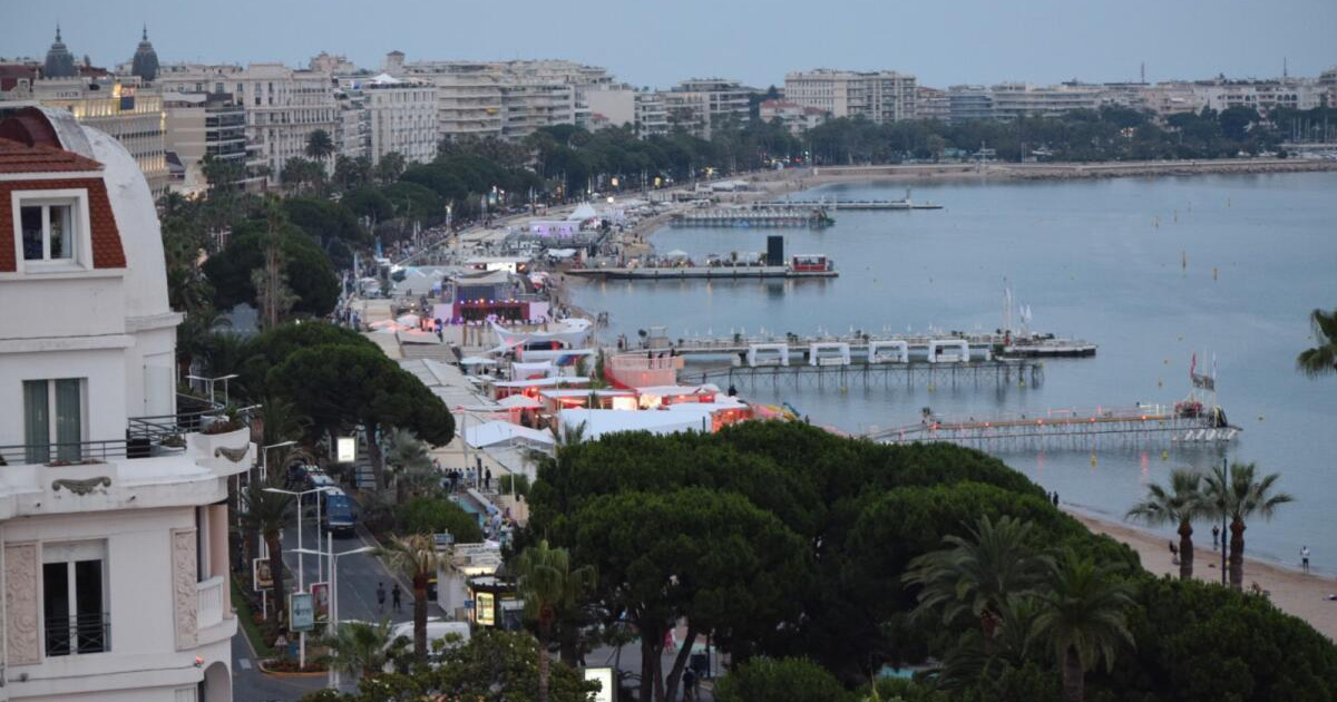 Cannes during Festival