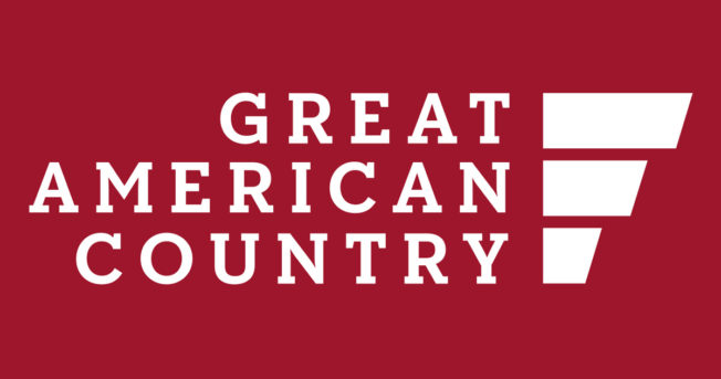 great american country logo