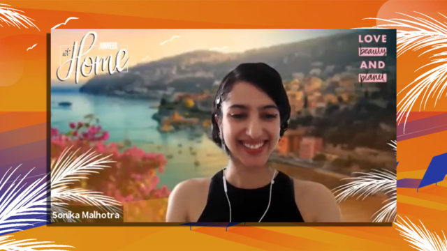adweek at home with Sonika
