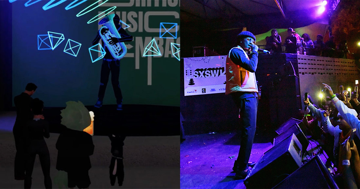 South by Southwest events
