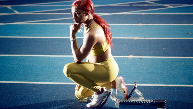 Beats by Dre Drops Surprise Ad for Kanye West Record Starring Sprinter Sha'Carri Richardson