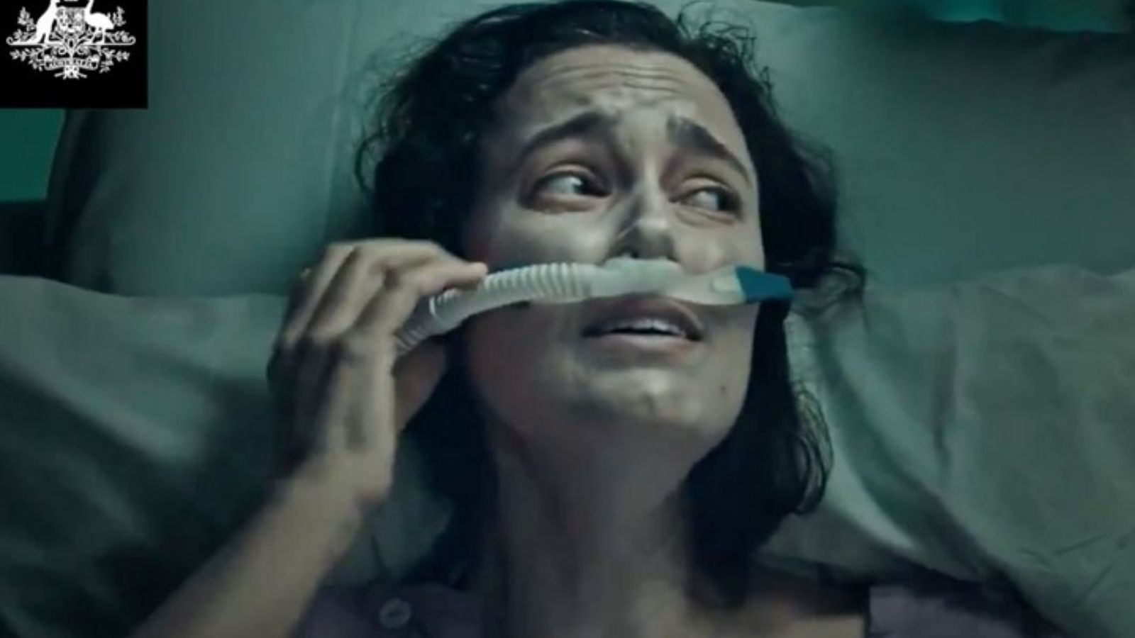 Australia's 'Graphic and Confronting' Covid-19 Ad Could be the Most Hard-Hitting Yet
