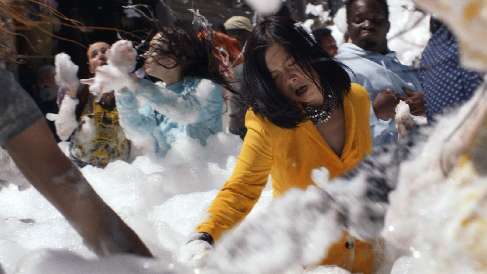 Can a Foam Party Change the World? Sustainable Household Brand Method Hopes So