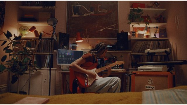 Artist discovers dad's jungle track in Virgin Media ad