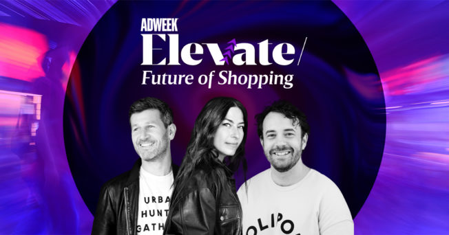 collage of Elevate: Future of Shopping speakers