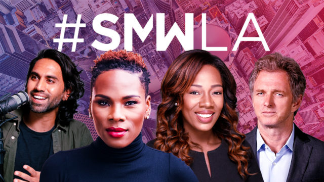 collage of speakers from SMWLA