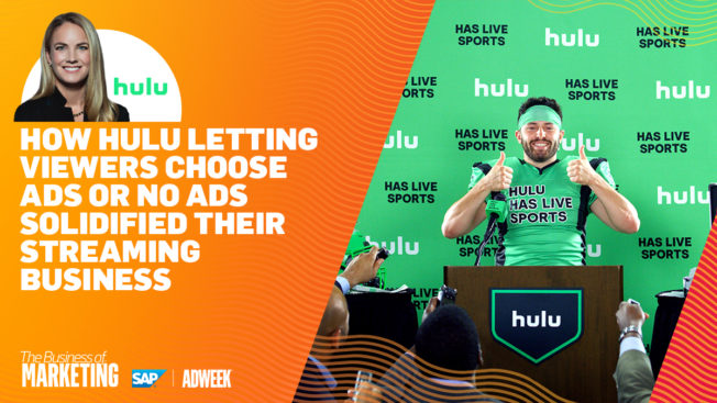 Teaser image for How Hulu Letting Viewers Choose Ads Or No Ads Solidified Their Streaming Business