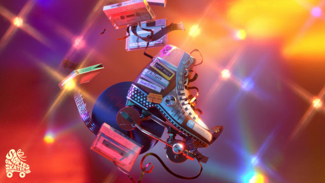 Adobe Launches a Striking Digital Collection That Celebrates Black Roller Skating Culture