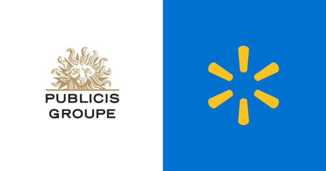 Walmart Consolidates Media & Creative Accounts with Publicis Groupe Win