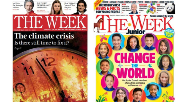 The Week Publisher Dennis Acquired by Future for $416m