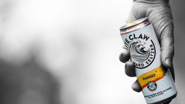 White Claw Moves Creative to VCCP out of Rothco After Five Years