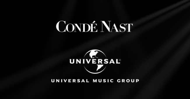Conde Nast and UMG join forces