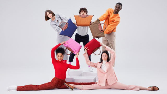 Longchamp unveiled its latest and most successful campaign to date this summer.