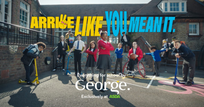 Why Britain's Back to School Campaigns Have Suddenly Come to Play