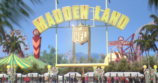 EA Celebrates Madden 22's Release With a Day at the Park in Playful Ad