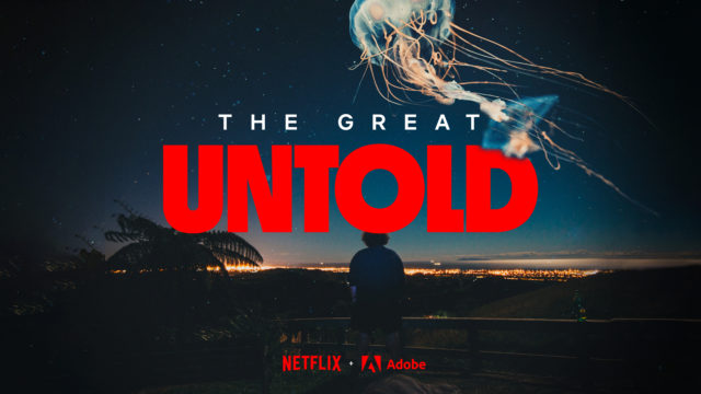 The Great Untold title card