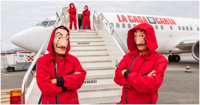 Netflix Held Money Heist Fans Hostage to Prevent Them From Sharing Spoilers