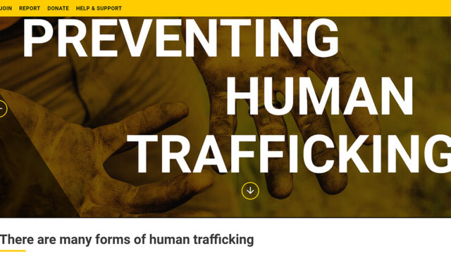 Counter-Trafficking Org TAHub Taps Miroma Group For Brand Campaign