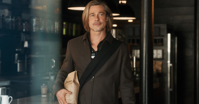 Watch Brad Pitt in a Rare Ad Role as He Stars in De'Longhi's New Campaign