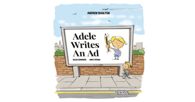 How the First Children's Book About Copywriting Came About