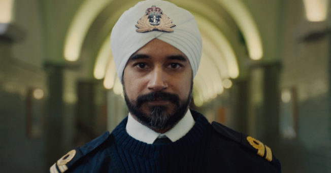 Royal Navy Addresses Diversity Problem With Ad Starring a Sikh Recruit