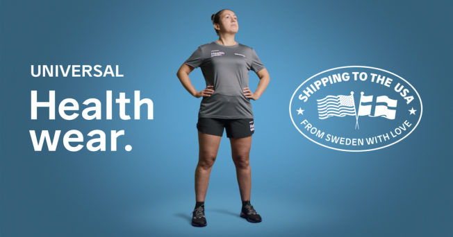A Sportswear Brand is Offering a Discount to the US Until it Receives Universal Healthcare