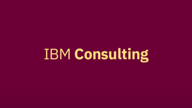 IBM Rebrands Global Business Services to IBM Consulting