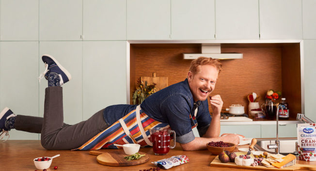 Ocean Spray to Launch #BetterTogether Holiday Initiative with Jesse Tyler Ferguson