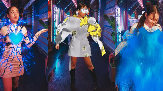 Samsung and K-Pop Artist BIBI Launch a Fashion Collection in AR
