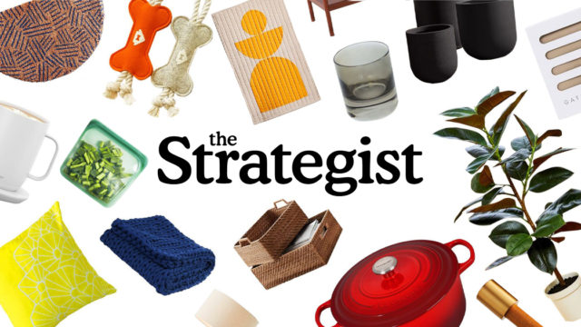 The Strategist and West Elm team up